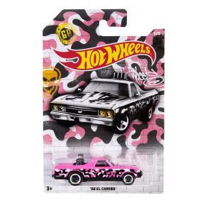 Mattel Hot Wheels Αυτοκινητάκι '68 El Camino 5/5 (GDG44)