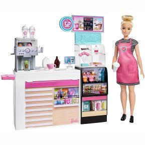 Mattel Barbie Καφετέρια (GMW03)