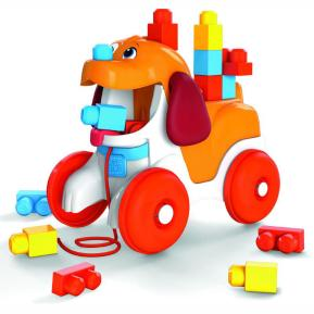 Fisher Price Mega Bloks Σκυλάκι Για Βόλτα GNW63