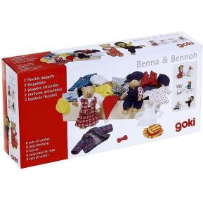 Goki Bear Dress up Box