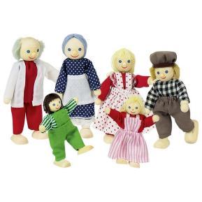 Κούκλες Οικογένεια Της Φάρμας