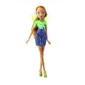 Winx Denim Fairy Flora (GPH81400)
