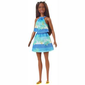 Mattel Barbie Loves The Planet - Barbie Loves The Ocean Καστανά Σκούρα Μαλλιά