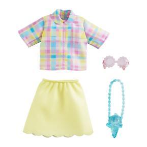 Mattel Barbie Βραδινά Σύνολα Φούστα/Μπλούζα