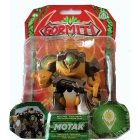Gormiti S2 Φιγούρα Δράσης 8cm Motak (GRE01100)
