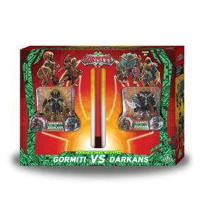 Giochi Preziosi Gormiti VS Darkans Με Αποκλειστικές Φιγούρες GRE16811