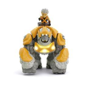 Gormiti Hyper Beasts 15cm Gorok & Trek (GRM05000)
