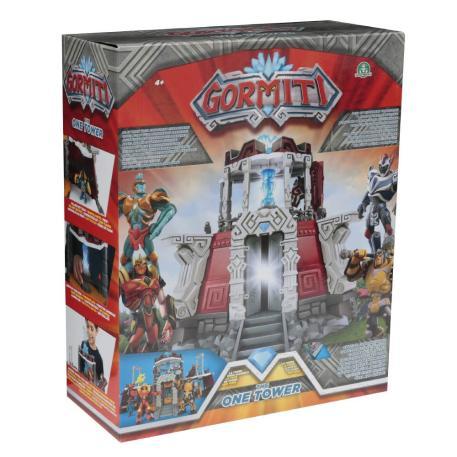 Gormiti - One Tower Playset (GRM07000)-4