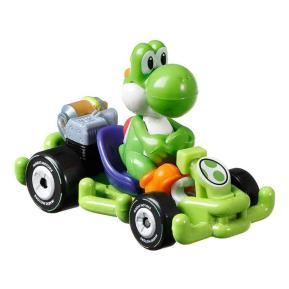 Mattel Hot Wheels Super Mario Kart Αυτοκινητάκι Yoshi Pipe Frame