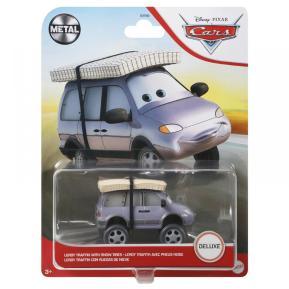 Mattel Cars Αυτοκινητάκι Oversized Leroy Traffik With Snow Tires