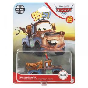 Mattel Cars Αυτοκινητάκι Oversized Team 95 And 51 Mater