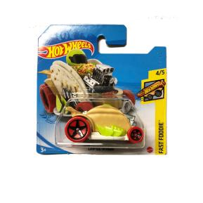 Mattel Hot Wheels Αυτοκινητάκι Car-De-Asada 1:64 (Fast Foodie)