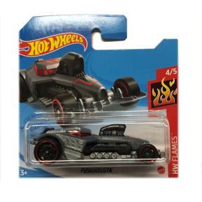 Mattel Hot Wheels Αυτοκινητάκι 1:64 Fusionbusta