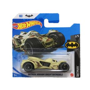 Mattel Hot Wheels Αυτοκινητάκι Batman: Aekham Knight Batmobile 1:64