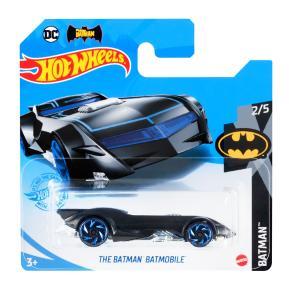 Mattel Hot Wheels Αυτοκινητάκι The Batman Batmobile 1:64