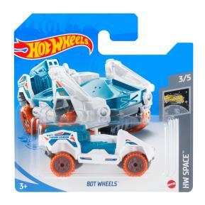 Mattel Hot Wheels Αυτοκινητάκι 1:64 Bot Wheels