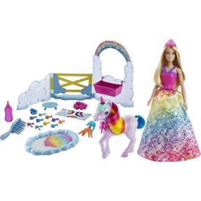 Mattel Barbie Dreamtopia Πριγκίπισσα & Μονόκερος GTG01