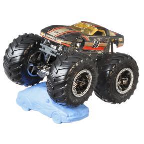 Mattel Hot Wheels Οχήματα Monster Trucks Corvette