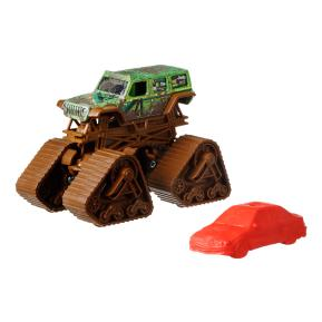 Mattel Hot Wheels Οχήματα Monster Trucks Jeep