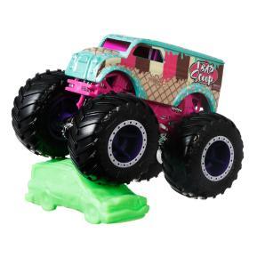 Mattel Hot Wheels Οχήματα Monster Trucks 1 Bad Scoop