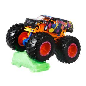 Mattel Hot Wheels Οχήματα Monster Trucks Town Hauler