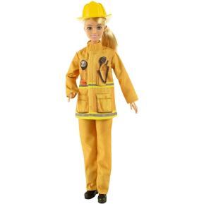 Mattel Barbie Πυροσβέστης GTN83