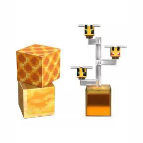 Mattel Minecraft Φιγούρες 8cm Bees