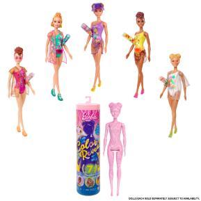 Mattel Barbie Color Reveal - Summer Series (5 Σχέδια) GTR95
