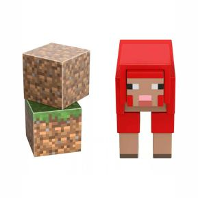 Mattel Minecraft Φιγούρα Sheep 8cm
