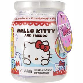 Mattel Hello Kitty - Φιγούρες 5 cm Έκπληξη Σε Βαζάκι (10 Σχέδια)
