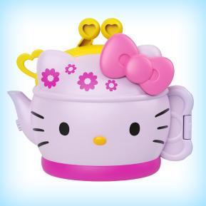Mattel Hello Kitty -  Σετ Tea Party Με Σημειωτάριο