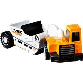 Mattel Matchbox Φορτηγάκι Working Rigs Road Scraper