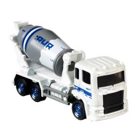 Mattel Matchbox Φορτηγάκι Working Rigs Cement King HD