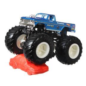 Mattel Hot Wheels Οχήματα Monster Trucks Bigf Oot