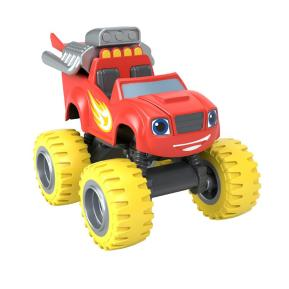 Fisher Price Blaze Οχήματα Die Cast - Monster Engine Blaze