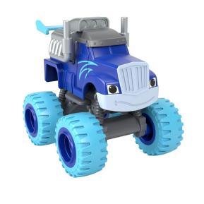 Fisher Price Blaze Οχήματα Die Cast - Monster Engine Crusher