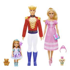 Mattel Barbie® in the Nutcracker Giftset - Καρυοθραύστης GXD61