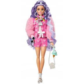 Mattel Barbie Extra Doll Purple Hair GXF08