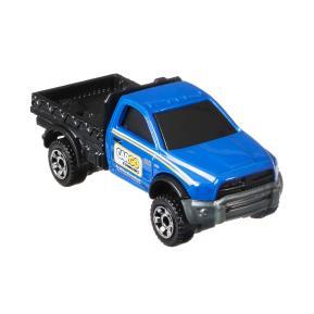 Mattel Matchbox Αυτοκινητάκι 2016 Ram Flatbed
