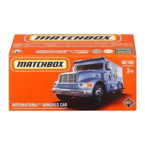 Mattel Matchbox Αυτοκινητάκι σε Κουτί International Armored Car