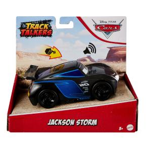 Mattel Cars Jackson Storm με Ήχους 14cm