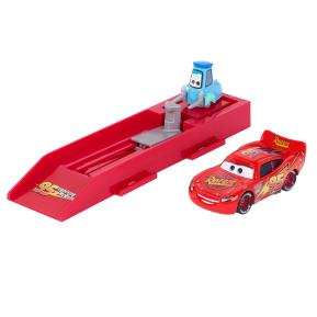 Mattel Cars Εκτοξευτής Με Αυτοκινητάκι Lightning McQueen