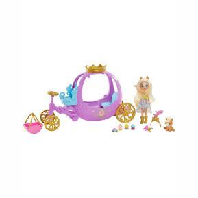 Mattel Enchantimals Royals - Πριγκιπική Άμαξα GYJ16