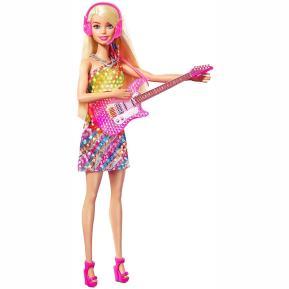 Mattel Barbie Malibu - Με Μουσική και Φώτα