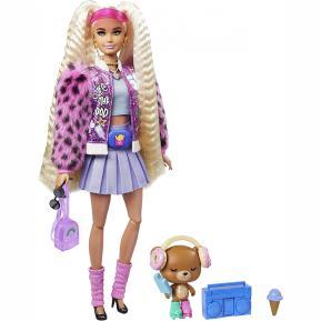 Mattel Barbie Extra Blonde Pigtails GYJ77