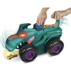 Mattel Hot Wheels® Monster Trucks Car Chompin' Mega-Wrex® Vehicle GYL13