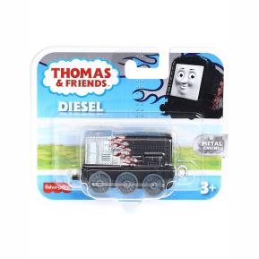 Fisher-Price Thomas And Friends Μεταλλικό Τρενάκι Engine Diesel