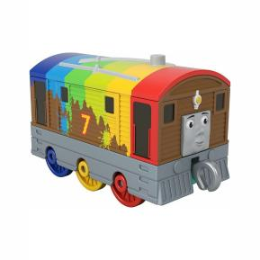 Fisher-Price Thomas And Friends Μεταλλικό Τρενάκι Engine Toby