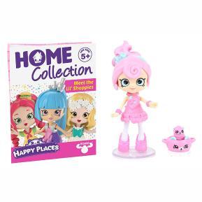 Giochi Preziosi Shopkins Happy Places Κούκλα & Αξεσουάρ - Candy Sweet  (HAP03110)
