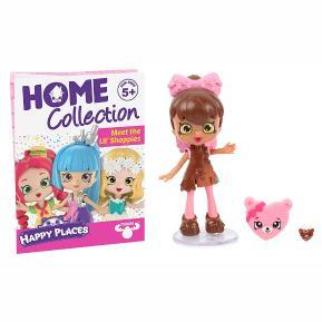 Giochi Preziosi Shopkins Happy Places Κούκλα & Αξεσουάρ - Cocolette (HAP03110)